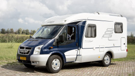 Camper Travel Fun Camper 3 Hymer Van 512