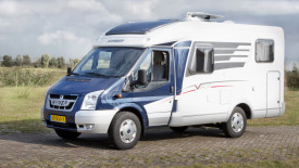 Camper Travel Fun Camper 4 Hymer Van 512-01